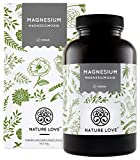 NATURE LOVE® Magnesium – 660mg (400mg...