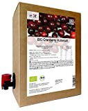 BIO Cranberry Muttersaft - 100% Direktsaft (3...