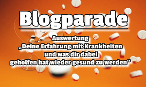 Blogparade Auswertung